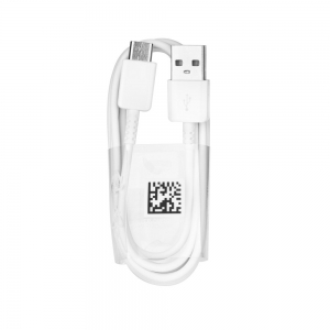 Datový kabel Samsung EP-DW700CWE (S8, A320, A520) 1,5m micro USB Typ C (bulk) bílá originál