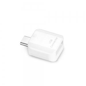 Adapter Samsung EE-UN9300 USB / micro USB TYP-C bílá