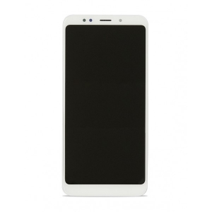 Dotyková deska Xiaomi Redmi 5 + LCD bílá