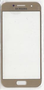 Dotyková deska Samsung A320 Galaxy A3 2017 zlatá