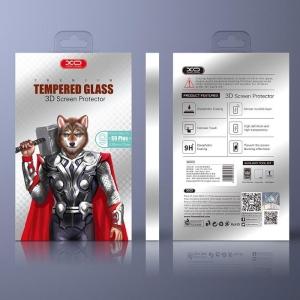 Tvrzené sklo XO Design Full Glue 3D Samsung N950 Galaxy NOTE 8 Full Cover transparentní