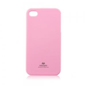 Pouzdro MERCURY Jelly Case iPhone XS MAX (6,5) světle růžová