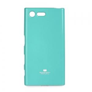 Pouzdro MERCURY Jelly Case iPhone XR (6,1) mint