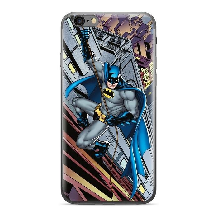 Pouzdro Samsung A600 Galaxy A6 (2018) Batman vzor 006