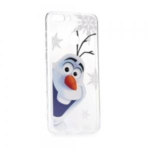 Pouzdro iPhone 5, 5S, 5C, SE Olaf Frozen vzor 002