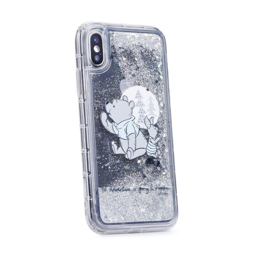 Pouzdro iPhone X, XS (5,8) Medvídek Pů vzor 008