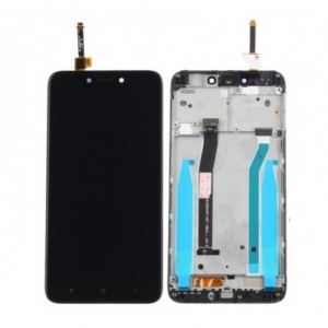Dotyková deska Xiaomi Redmi 4X + LCD s rámečkem černá