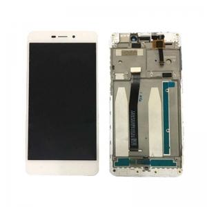 Dotyková deska Xiaomi Redmi 4A + LCD s rámečkem bílá
