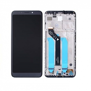Dotyková deska Xiaomi Redmi 5 PLUS + LCD s rámečkem černá