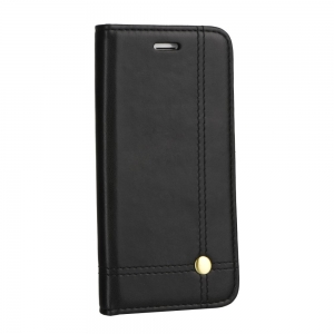Pouzdro PRESTIGE Book iPhone XS MAX (6,5) barva černá