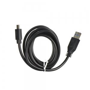 Datový kabel micro USB TYP- C 3.1 / 3.0 barva černá - 2 metry