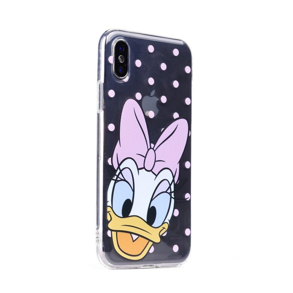 Pouzdro Samsung J600 Galaxy J6 (2018) Daisy Duck vzor 004