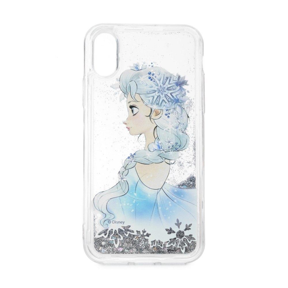 Pouzdro iPhone X, XS (5,8) Elsa vzor 010