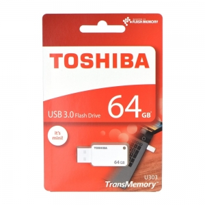 USB Flash Disk (PenDrive) TOSHIBA U303 64GB USB 3.0