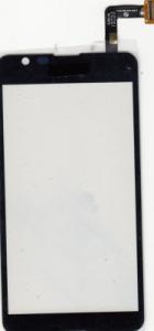 Dotyková deska Sony Xperia E4G LTE E2003 černá