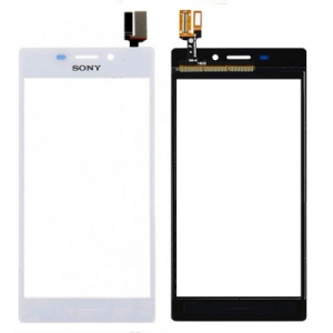 Dotyková deska Sony Xperia M2 D2303 bílá