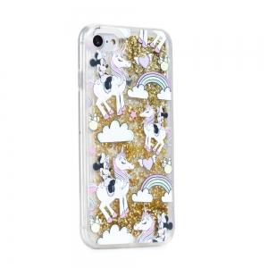 Pouzdro iPhone 5, 5S, 5C, SE Minnie Mouse vzor 037