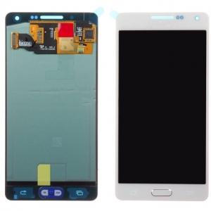 Dotyková deska Samsung A500 Galaxy A5 + LCD bílá Class A (tloušťka +0,3mm)