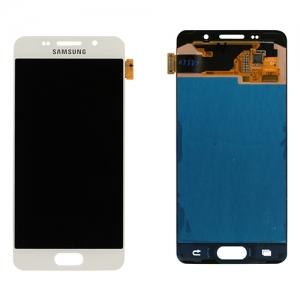 Dotyková deska Samsung A310 Galaxy A3 (2016) + LCD bílá Class A (tloušťka +0,3mm)