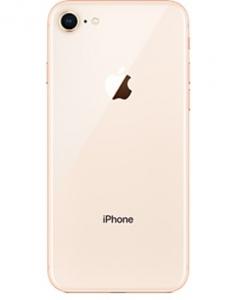 Kryt baterie + střední iPhone 8 (4,7) originál barva gold
