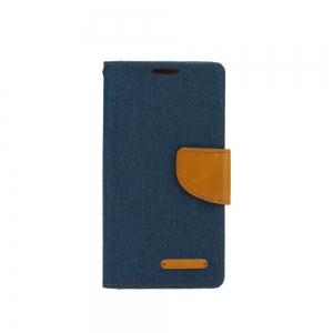 Pouzdro CANVAS Fancy Diary Samsung J610 Galaxy J6 PLUS (2018) navy blue