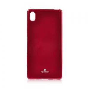 Pouzdro MERCURY Jelly Case Huawei MATE 20 Lite červená
