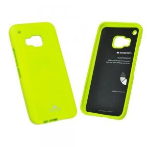 Pouzdro MERCURY Jelly Case Huawei MATE 20 Lite limetka