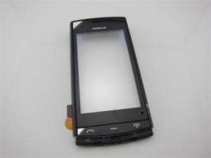 Dotyková deska Nokia 500 + přední kryt černý