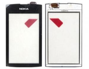 Dotyková deska Nokia 305, 306 barva černá