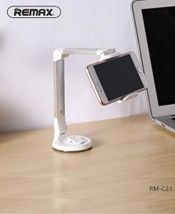 Stojánek na mobil REMAX RM-C23 barva stříbrná