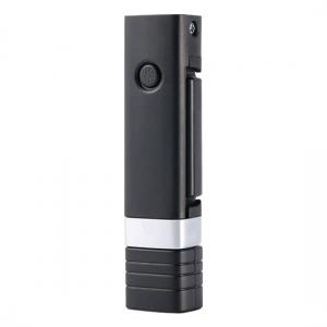 Selfie držák REMAX XT-P01 Bluetooth barva černá