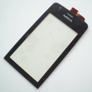 Dotyková deska Nokia 308, 309 Asha barva černá