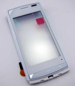 Dotyková deska Nokia 500 + přední kryt bílý