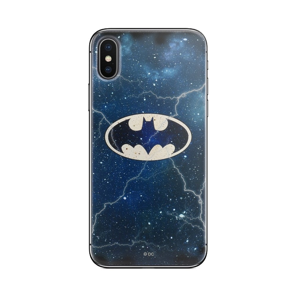 Pouzdro Samsung J415 Galaxy J4 PLUS (2018) Batman Navy Blue vzor 003