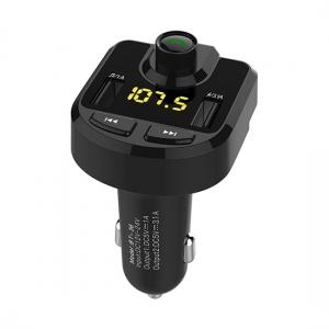 Transmitér FM BT-36 MP3 Bluetooth 2xUSB + slot karty micro SD