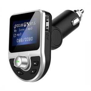 Transmitér FM BT-39 MP3 Bluetooth 2xUSB + slot karty micro SD, AUX