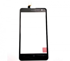 Dotyková deska Nokia 625 Lumia černá