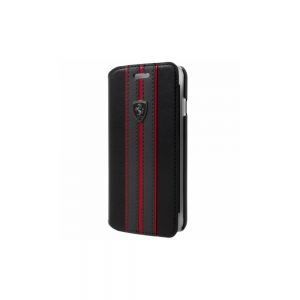 Pouzdro Ferrari iPhone X, XS (5,8) Book FEURFLBKPXBKR černé