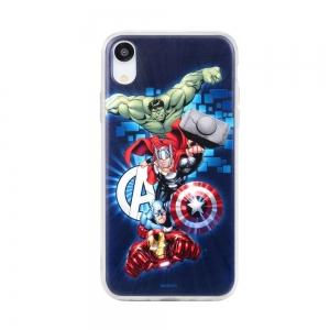 Pouzdro iPhone X, XS (5,8) MARVEL Avengers vzor 001