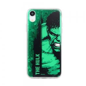 Pouzdro iPhone X, XS (5,8) MARVEL Hulk vzor 001