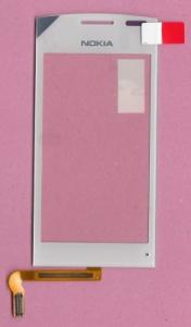 Dotyková deska Nokia 500 bílá - ST