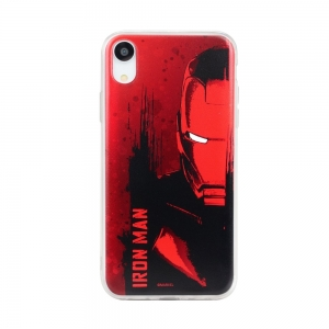 Pouzdro iPhone X, XS (5,8) MARVEL Iron Man vzor 004