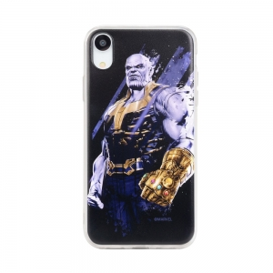 Pouzdro iPhone 6, 6S, 7, 8 (4,7) MARVEL Thanos vzor 003