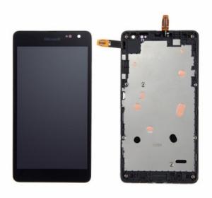 Dotyková deska Nokia / Microsoft 535 Lumia verze: 1607 + LCD s rámečkem černá