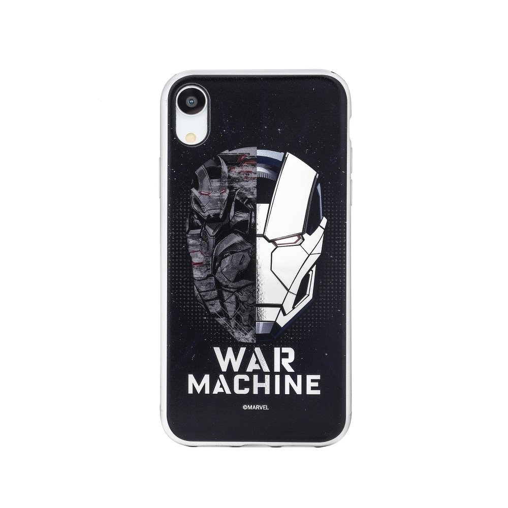 Pouzdro Samsung J415 Galaxy J4 PLUS (2018) MARVEL War Machine Luxory Chrome vzor 001