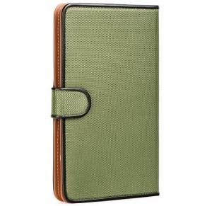 Pouzdro na TABLET 9´´- 10´´ Colourful Fancy - barva zelená