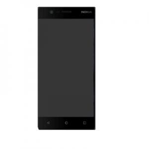 Dotyková deska Nokia 3 + LCD černá