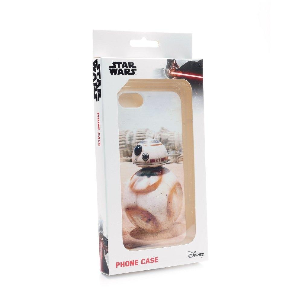 Pouzdro Samsung A605 Galaxy A6 PLUS (2018) Star Wars BB-8 vzor 001