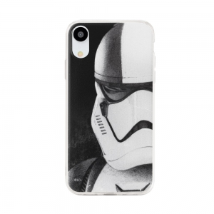 Pouzdro Samsung A605 Galaxy A6 PLUS (2018) Star Wars Stormtrooper vzor 001