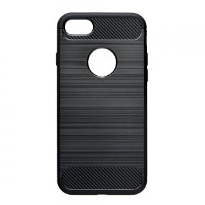 Pouzdro Forcell CARBON Samsung A730 Galaxy A8 PLUS (2018) černá